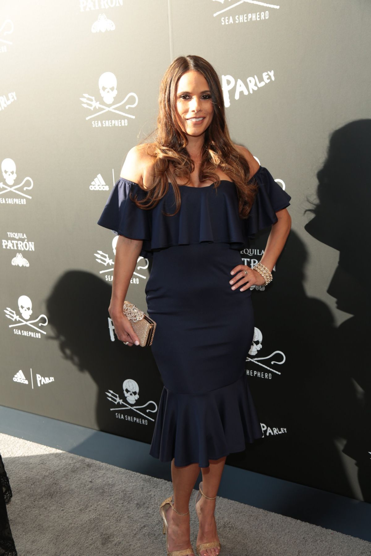 BONNIE JILL LAFLIN at Shepherd Conservation Society's 40th Anniversary Gala in Los Angeles 06/10/2017