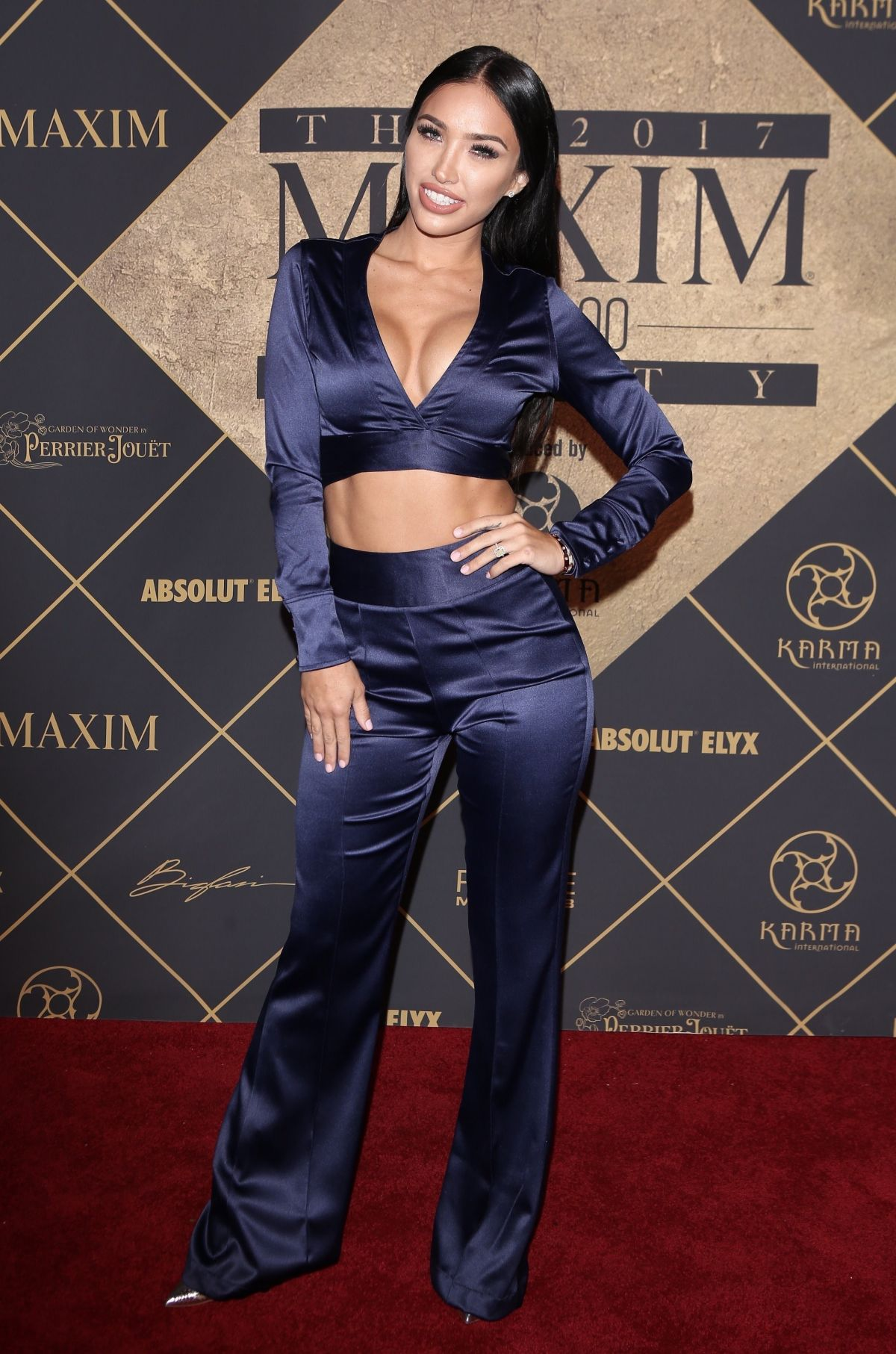 Bre Tiesi At 2017 Maxim Hot 100 Party In Los Angeles 06242017  Hawtcelebs-3782