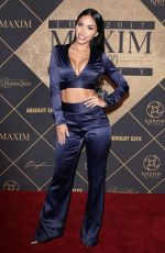 BRE TIESI at 2017 Maxim Hot 100 Party in Los Angeles 06/24/2017