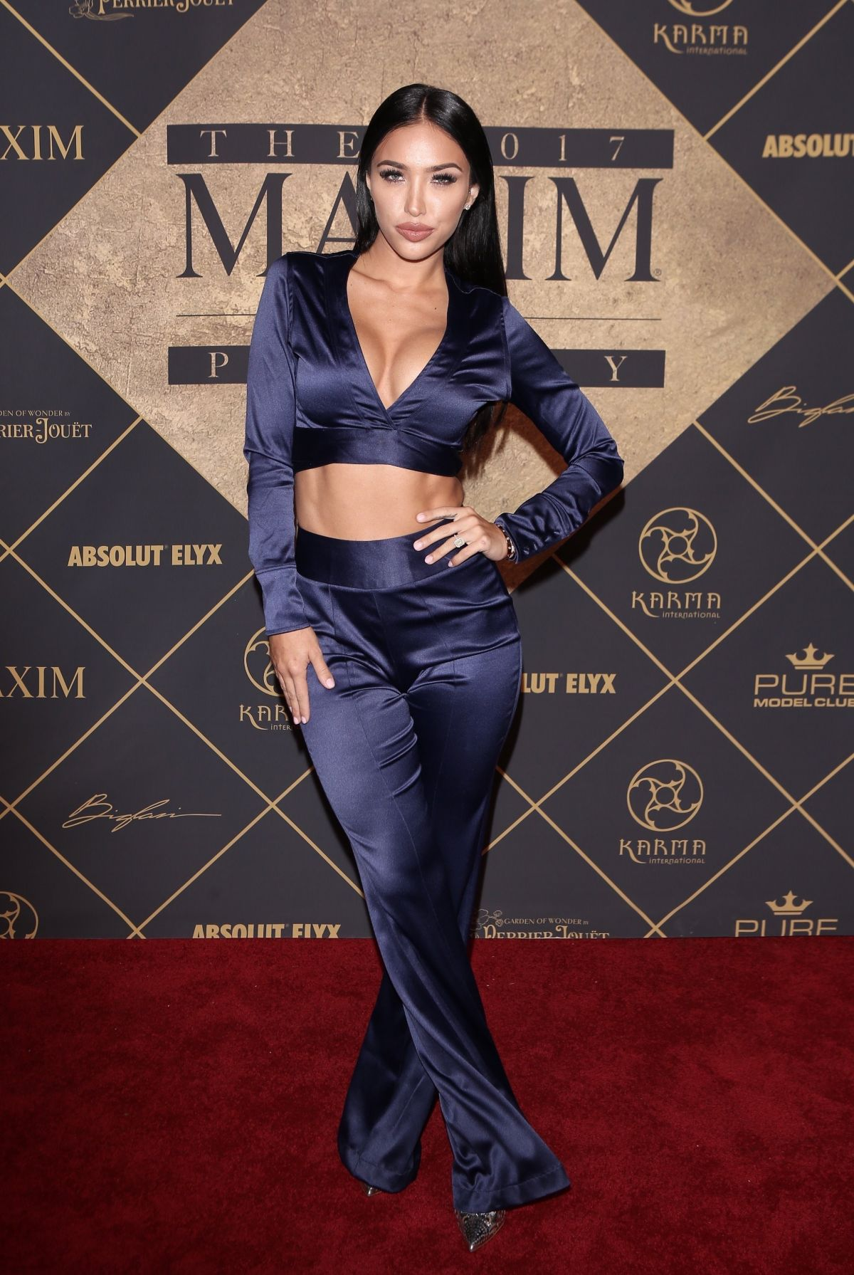 Bre Tiesi At 2017 Maxim Hot 100 Party In Los Angeles 06242017  Hawtcelebs-7063