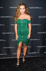 BREC BASSINGER at boohooman.com Launch Party in Los Angeles 06/20/2017