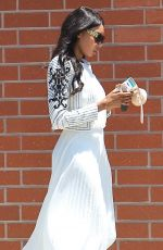 BRIA MURPHY Out Shopping in Beverly Hills 06/09/2017