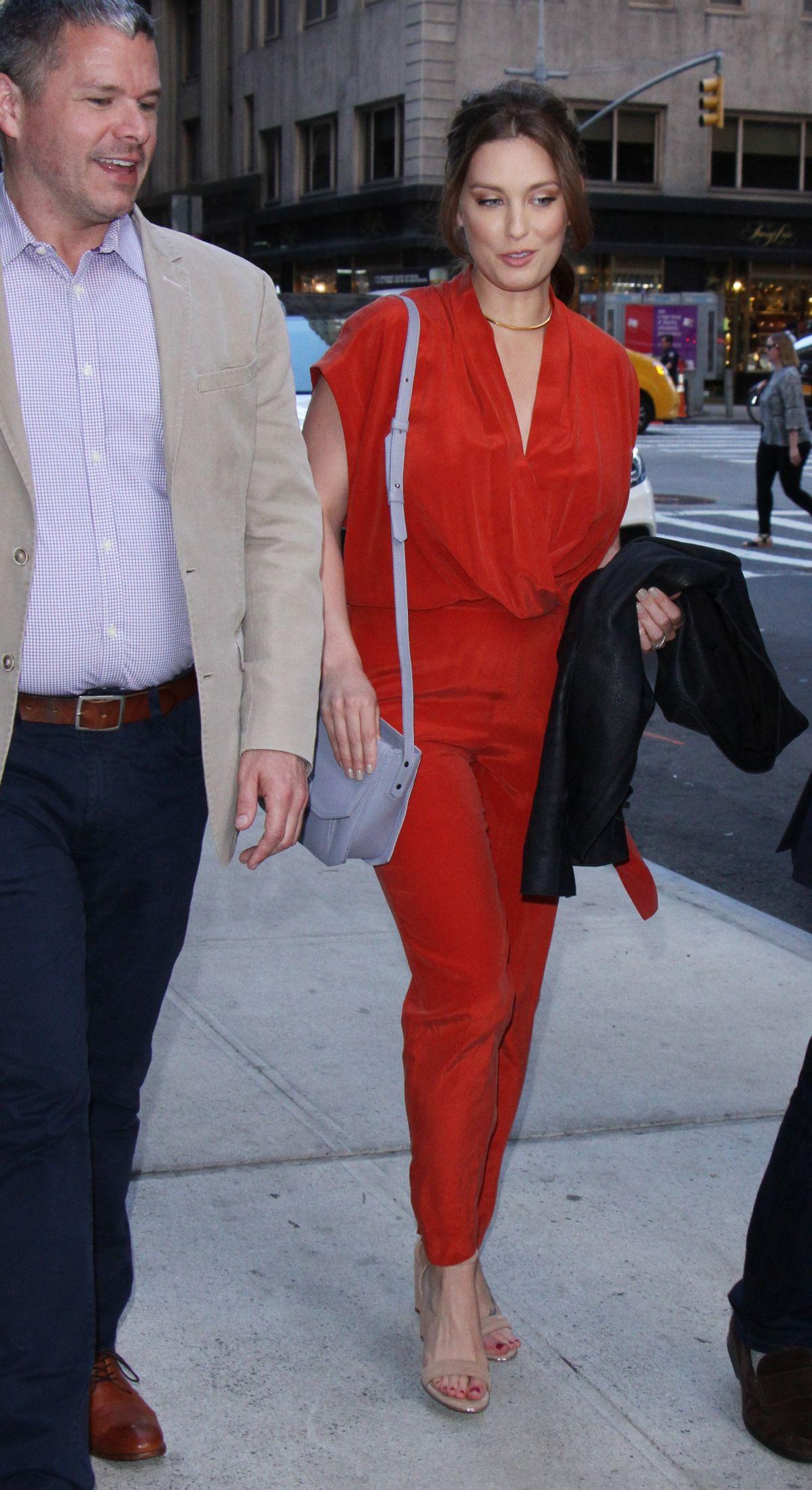 BRIGA HEELAN at NBC Summer Cocktail Party in New York 06/20/2017