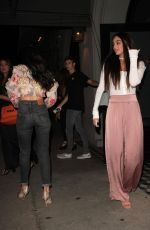 BRITTNY GASTINEAU and MARA TEIGEN at Craig