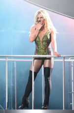 BRITNEY SPEARS Performs at a Concert in Taipei 06/13/2017