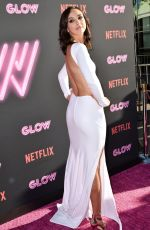BRITT BARON at GLOW TV Show Premiere in Los Angeles 06/21/2017