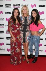 BRITTANY FURLAN at Random Tropical Paradise Premiere in Los Angeles 06/09/2017
