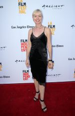 BRONWYN CORNELIUS at Never Here and Laps Premiere at LA Film Festival 06/18/2017