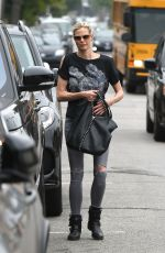 BROOKE BURNS Out in Los Angeles 06/07/2017