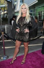 BROOKE HOGAN at Glow Premiere in Los Angeles 06/21/2017