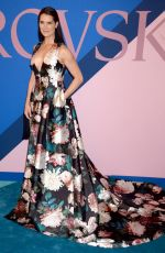 BROOKE SHIELDS at CFDA Fashion Awards in New York 06/05/2017