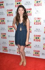 BRYCE HITCHCOCK at Camp Cool Kids Premiere in Universal City 06/21/2017