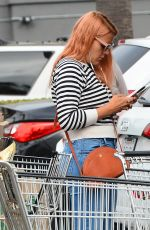 BUSY PHILLIPS Out Shopping in Los Angeles 05/31/2017