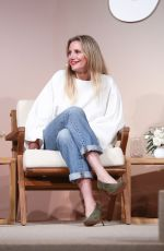 CAMERON DIAZ at In Goop Health Event in Los Angeles 06/10/2017