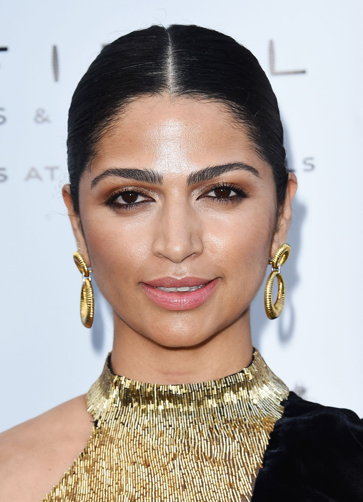 CAMILA ALVES at Bella LA Summer Issue Cover Party in Beverly Hills 06/23/2017
