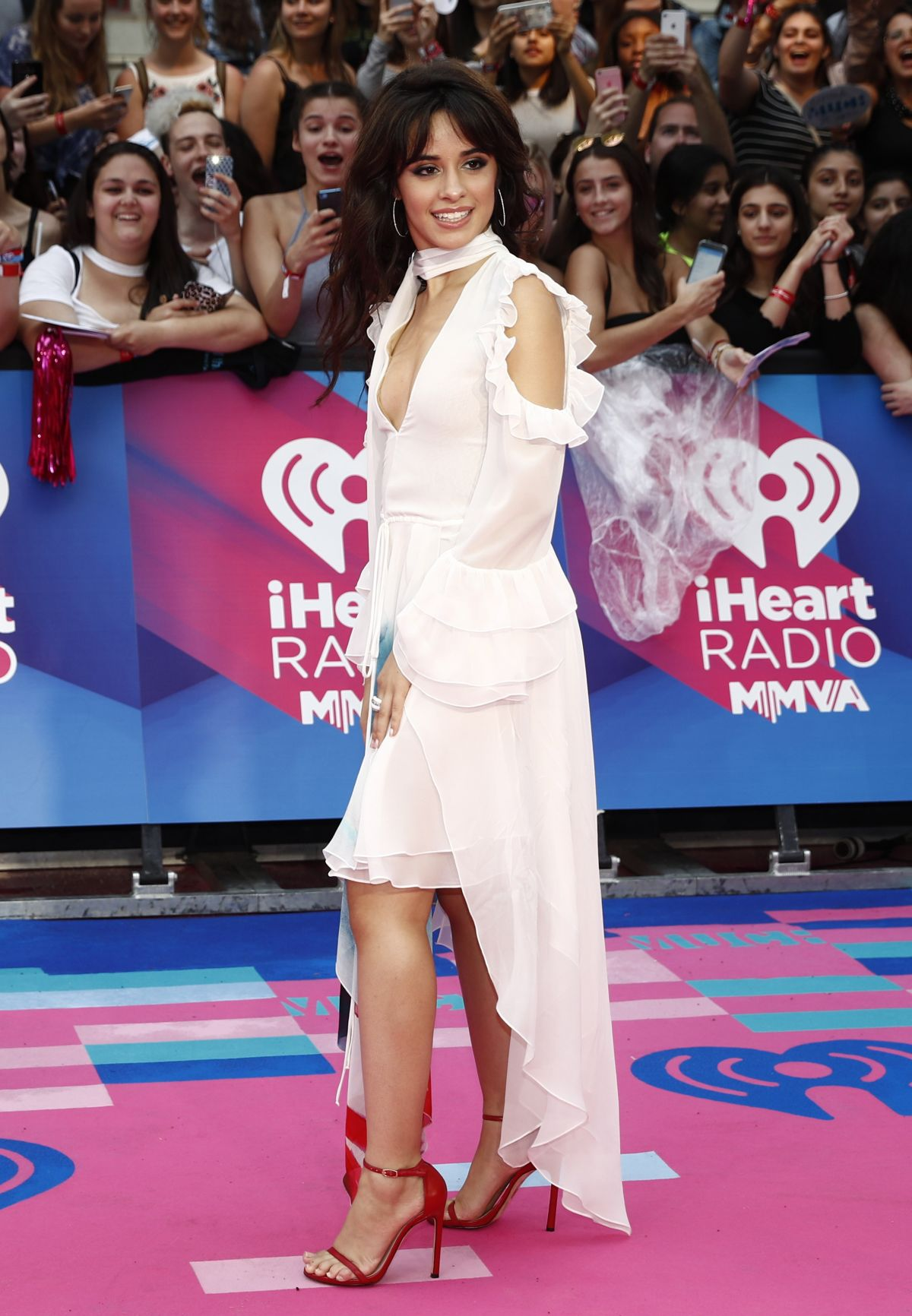 CAMILA CABELLO at IHeartRadio Muchmusic Video Awards in Toronto 06/18/2017