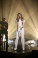 CAMILA CABELLO Performs at Tonight Show Starring Jimmy Fallon in New York 06/23/2017