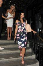 CARA DE LA HOYDE at Miss Pap Launch Party in London 06/01/2017