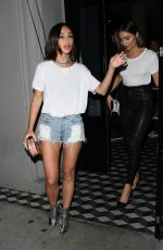 CARA SANTANA Night Out in West Hollywood 06/17/2017