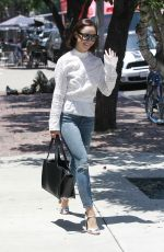 CARA SANTANA Out and About in Los Angeles 06/02/2017