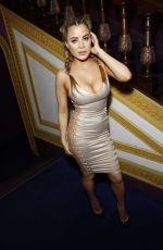 CARLA HOWE at Dangerous Game Premiere in London 06/15/2017