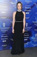 CARLY CHAIKIN at 2017 Fragrance Foundation Awards in New York 06/14/2017