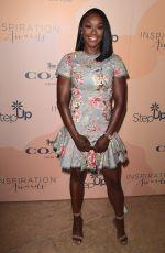 CARMELITA JETER at Inspiration Awards in Los Angeles 06/02/2017