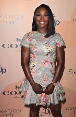 CARMELITA JETER at Inspiration Awards in Los Angeles 06/02/2017