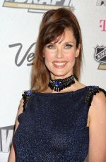 CAROL ALT at NHL Awards Show in Las Vegas 06/21/2017