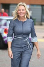 CAROL VORDERMAN at ITV Studios in London 06/27/2017