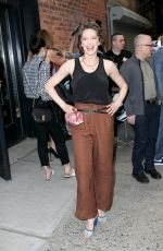 CARRIE COON Arrives at The Leftovers, Season 3 Screening in New York 06/01/2017