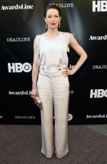 CARRIE COON at The Leftovers FYC Series Finale Screening in Los Angeles 06/04/2017