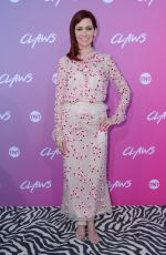 CARRIE PRESTON at Claws Premiere in Los Angeles 06/01/2017