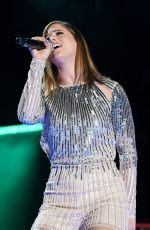 CASSADEE POPE Performs at 2017 CMA Music Festival Nightly Concert in Nashville 06/10/2017