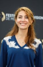 CATERINA MURINO at Absentia Photocall at 57th Monte Carlo TV Festival 06/17/2017