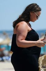 CHANELLE HAYES Out and About in Marbella 06/27/2017