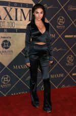 CHANTEL JEFFRIES at Maxim Hot 100 Party in Hollywood 06/24/2017