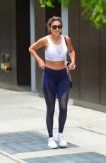 CHANTEL JEFFRIES Out in New York 06/14/2017