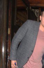 CHANTELLE CONNELLY Arrives at Cafe De Paris in London 06/17/2017