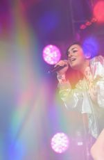 CHARLI XCX Performs at Governors Ball Music Festival in New York 06/02/2017