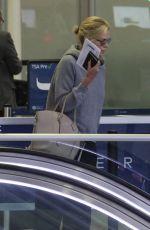 CHARLIZE THERON at Los Angeles International Airport 06/24/2017