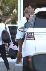 CHARLOTTE MCKINNEY Out and About in Malibu 06/23/2017