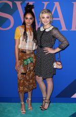 CHLOE MORETZ at CFDA Fashion Awards in New York 06/05/2017