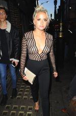 CHLOE PAIGE at Paper Club in London 06/06/2017