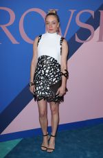 CHLOE SEVIGNY at CFDA Fashion Awards in New York 06/05/2017