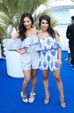 CHRISSIE FIT at Coveteur x Bumble and Bumble: Summer's in the (H)air in New York 06/22/2017