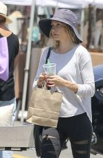 CHRISTINA APPLEGATE Out Shopping in Los Angeles 06/20/2017