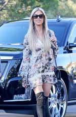 CHRISTINA EL MOUSSA Out and About in Newport Beach 06/15/2017