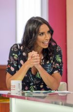 CHRISTINE BLEAKLEY at Loose Women Show in London 06/23/2017