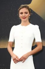 CHRISTINE EVANGELISTA at The Arrangement Photocall at Monte Carlo TV Festival 06/18/2017